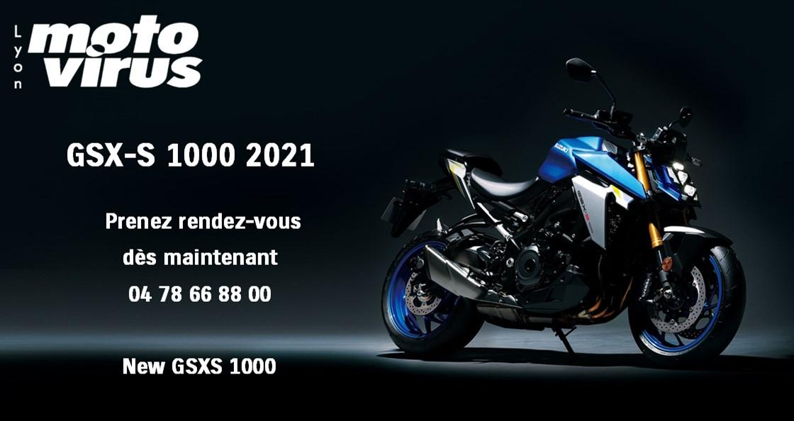 GSXS 1000  GSXS 950  LOA   LEASING  MOTO ESSAI  ESSAI GSXS 1000