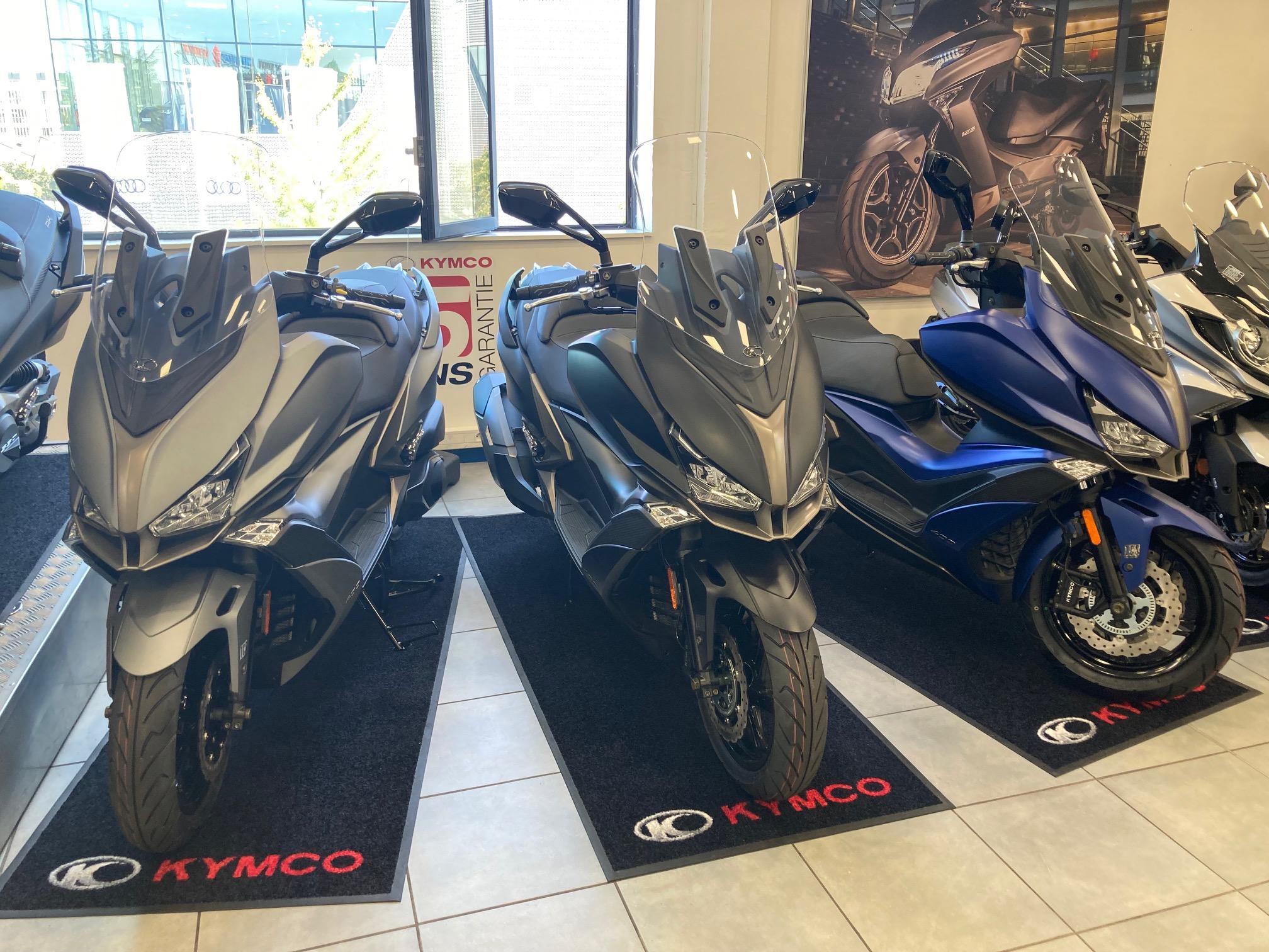 KYMCO 400 X-CITING  6 499 € LOA FINANCMENT