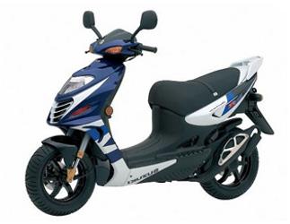 suzuki-katana 50 scooter immatriculation