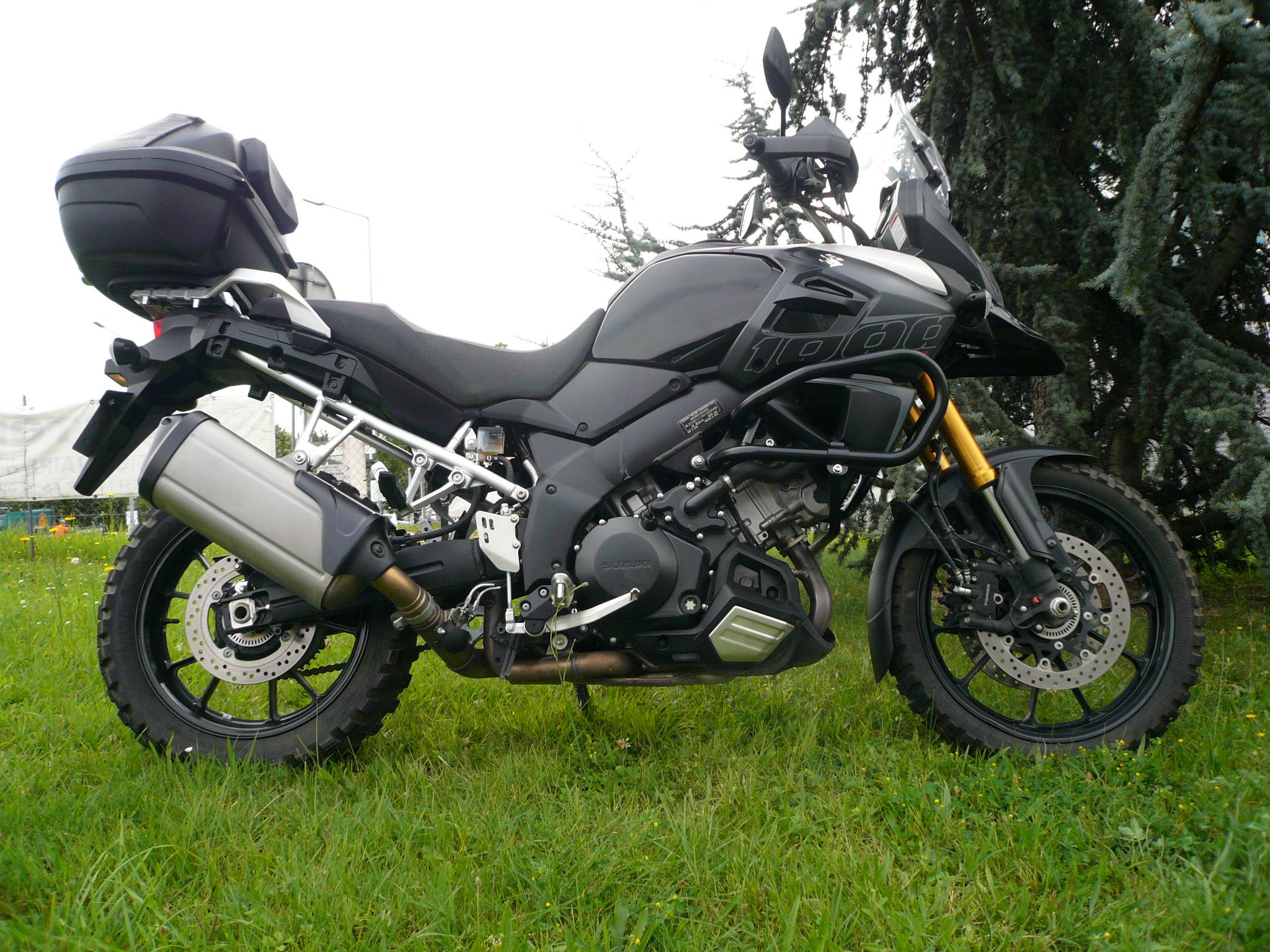 V-STROM 1000 ENDURO