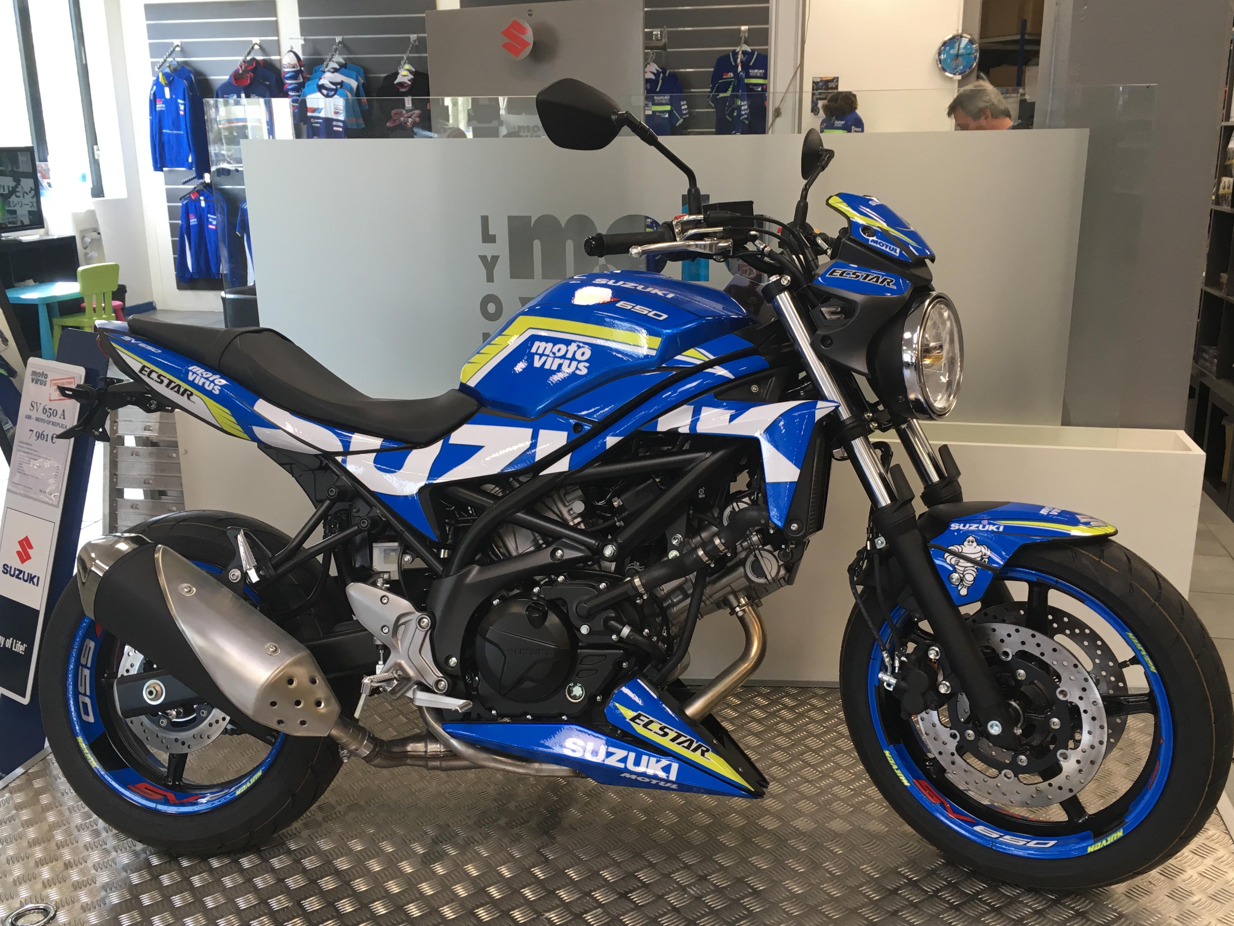 moto sv650 2017 moto gp  u00e0 lyon