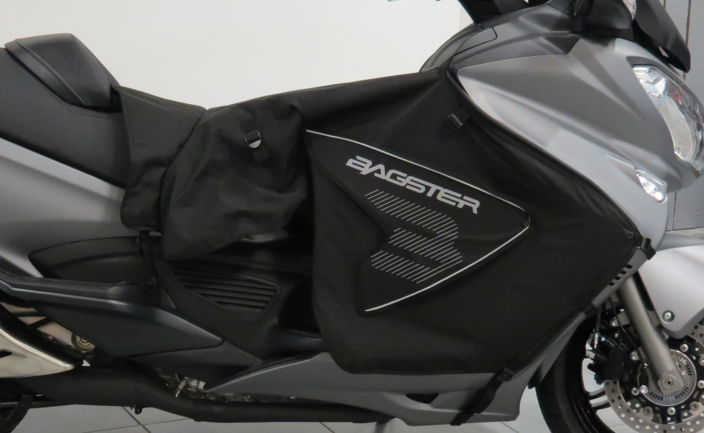 BURGMAN 650 WINTER EDITION