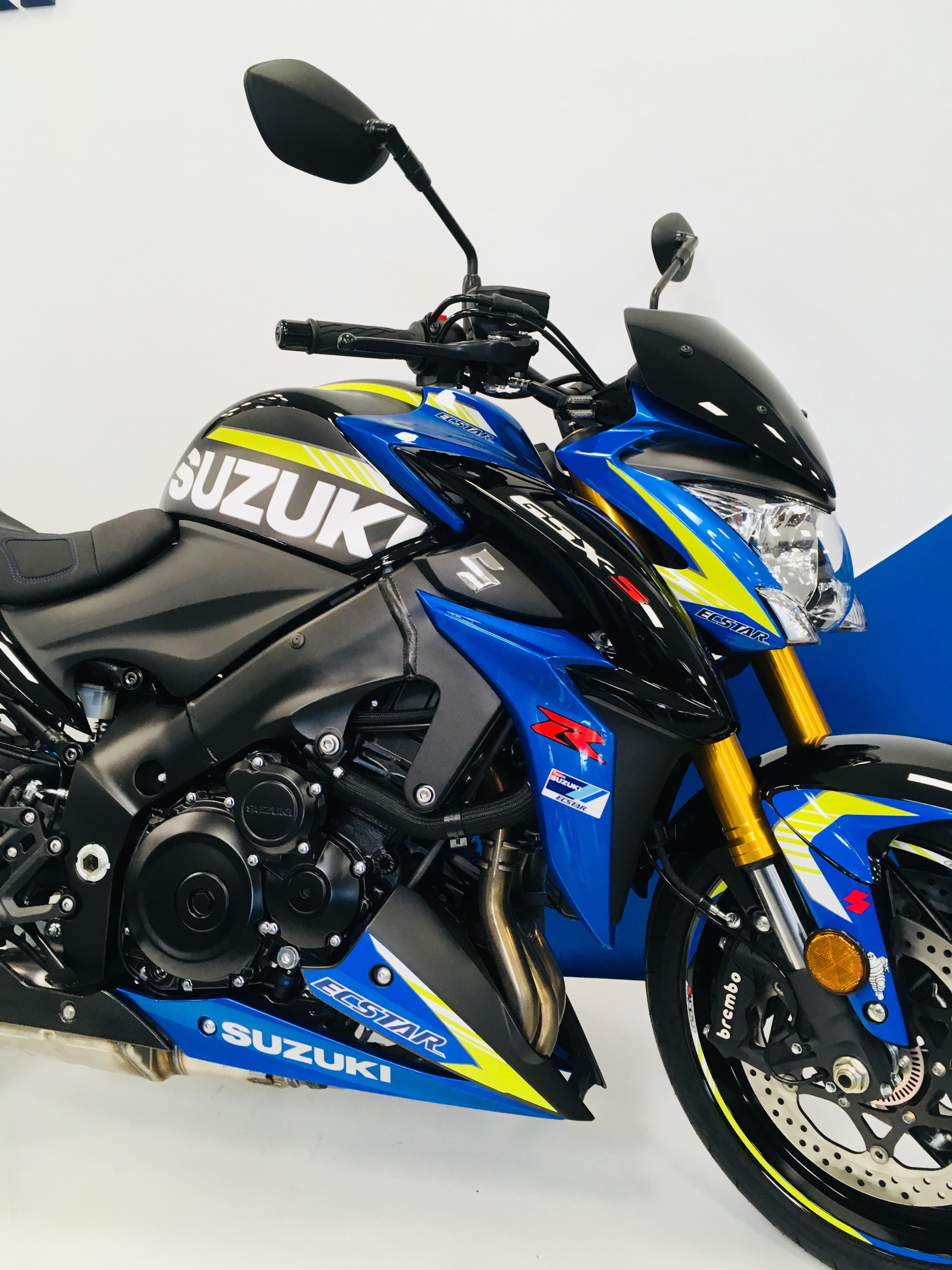 GSXS 1000 SUZUKI MOTO VIRUS