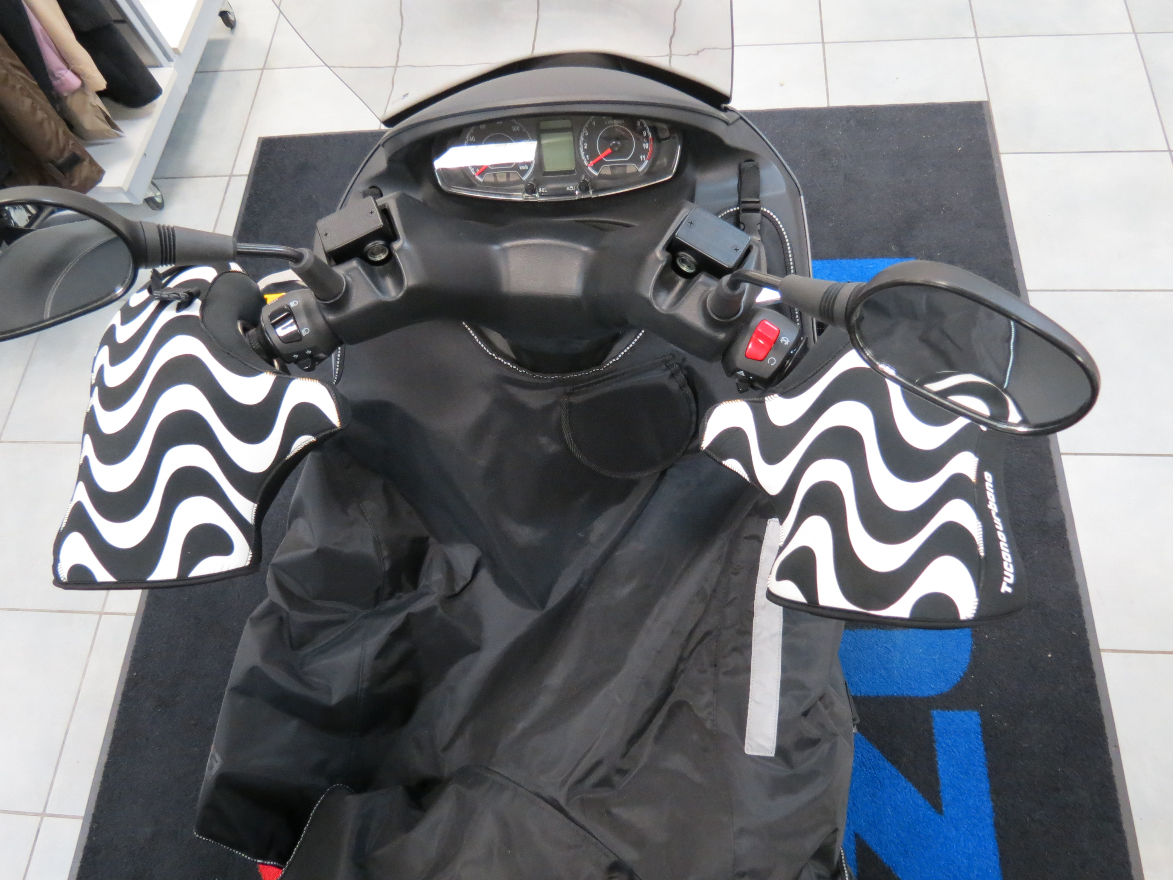 BURGMAN 125 WINTER PACK