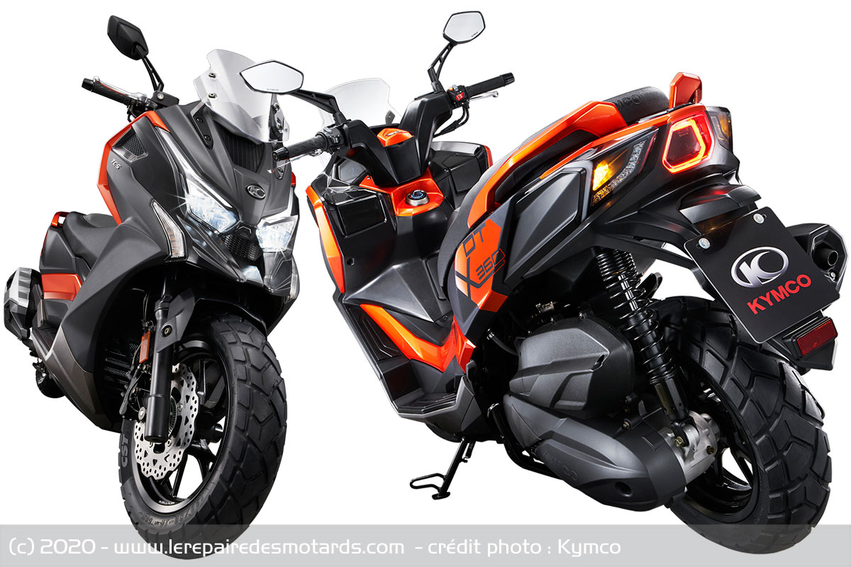 DTX 125 KYMCO 4699 €